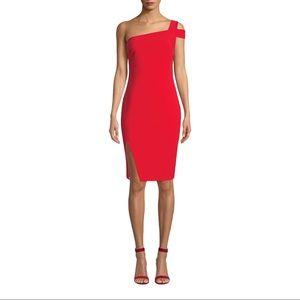 NWOT LIKLEY Packard Cutout Sheath Dress